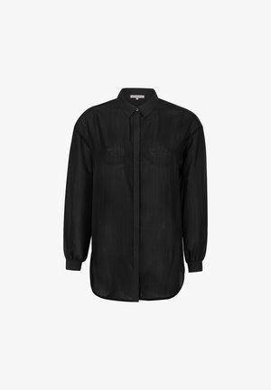 LINNEA - Long sleeved top - 001 black