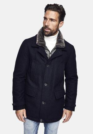 Winter coat - blau