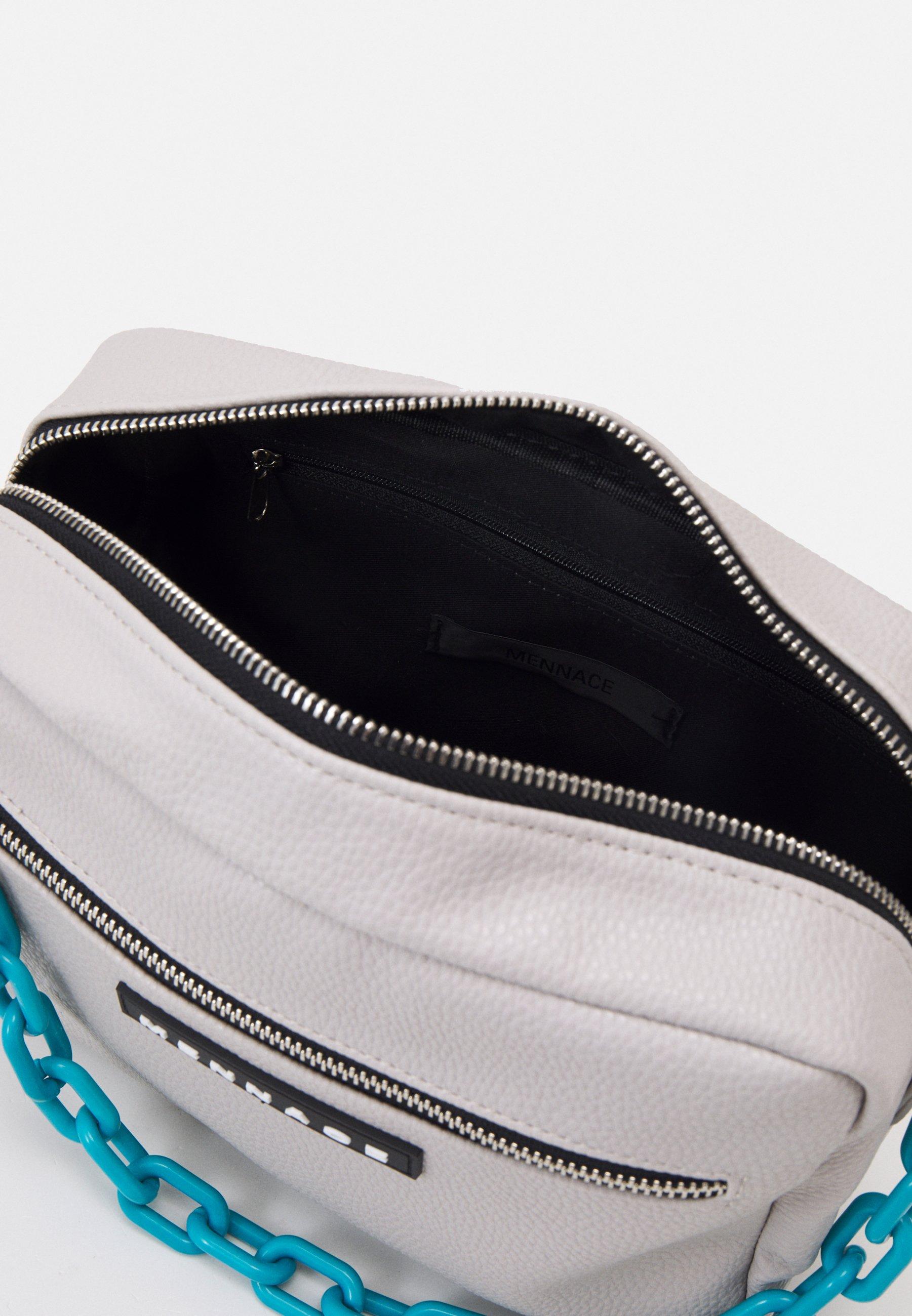 Men CHAIN DOUBLE BAG SET UNISEX - Across body bag