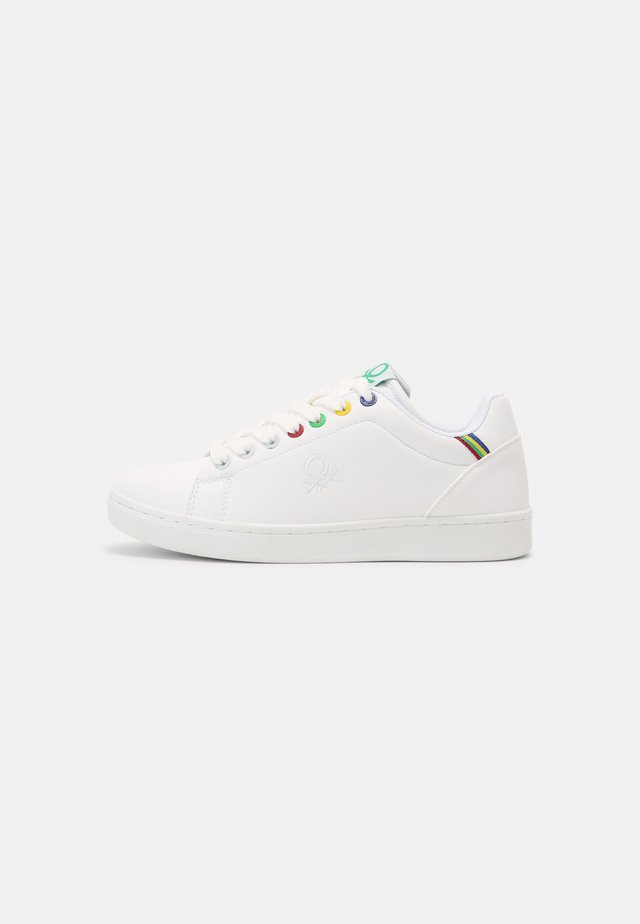 PENN MULTIRINGS - Sneakers laag - white