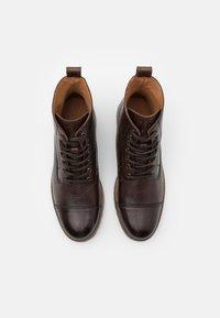 Belstaff - ALPERTON - Lace-up ankle boots - brown - 3