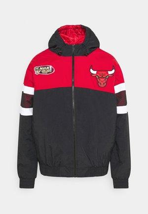 NBA CHICAGO BULLS TEAM PROSPECT - Klubové oblečení - black/red