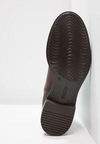 ECCO - SHAPE 25 - Støvletter - dark brown - 4