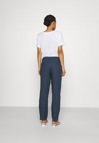 WEEKEND MaxMara - MANNA - Pantalon classique - blau - 2