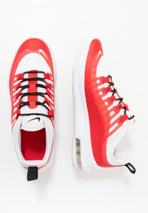 AIR MAX AXIS - Baskets basses - university red/white/black