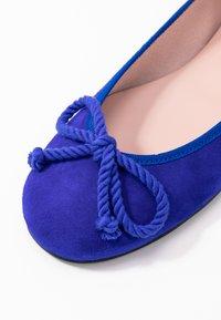 Pretty Ballerinas - ANGELIS - Baleriny - azulon - 2