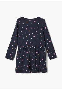 s.Oliver - Jersey dress - blue - 3