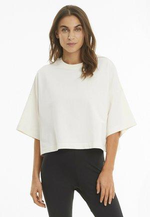 KVINNA - T-shirt con stampa - whisper white