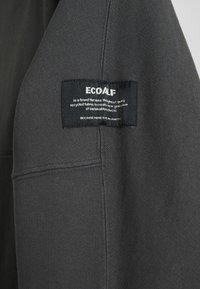Ecoalf - BOREAL LONG WOMAN - Sweatshirt - asphalt - 5