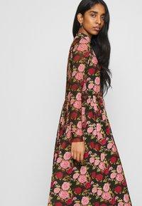 NA-KD - MIDI DRESS - Day dress - rose - 3