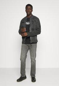 Be Edgy - BE THEO PAT - Denim jacket - schwarz - 1