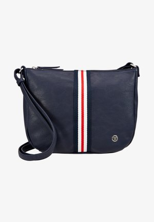 RIMINI - Across body bag - dark blue