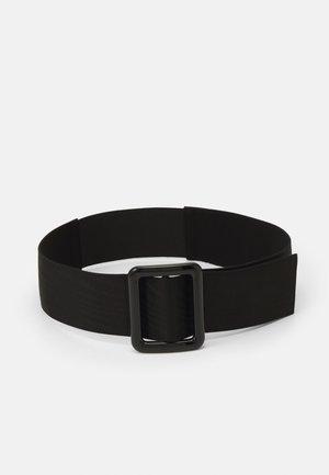 POPOLI - Waist belt - nero