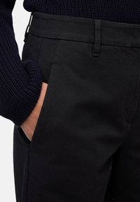 Marc O'Polo - KALNI  - Spodnie materiałowe - dark atlantic - 9