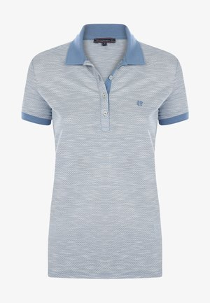 Polo shirt - l indigo