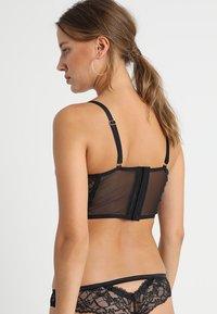 Chantelle - SEGUR - Underwired bra - black - 2