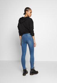 Dr.Denim - LEXY ZIP - Jeans Skinny Fit - atlantic blue - 2