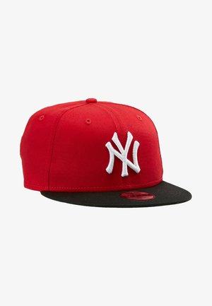 9FIFTY MLB NEW YORK YANKEES SNAPBACK - Cap - red/black