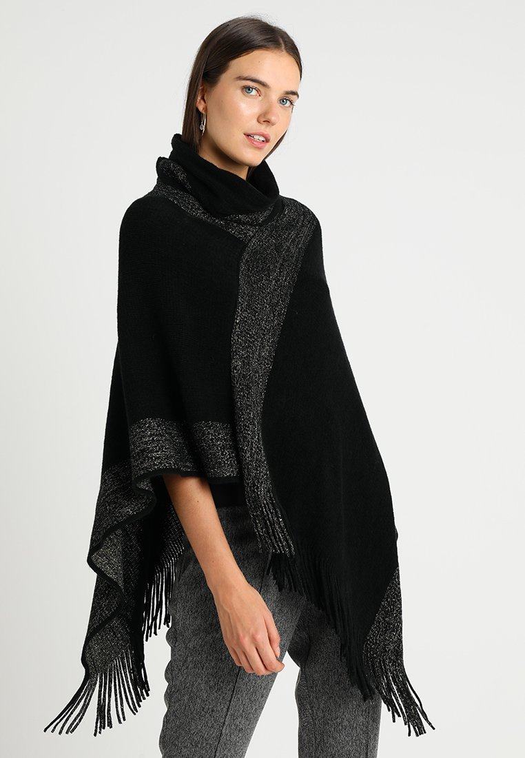 Anna Field - Cape - black/gold