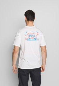 Dakine - KAU KAU POCKET  - Sports shirt - off white - 0