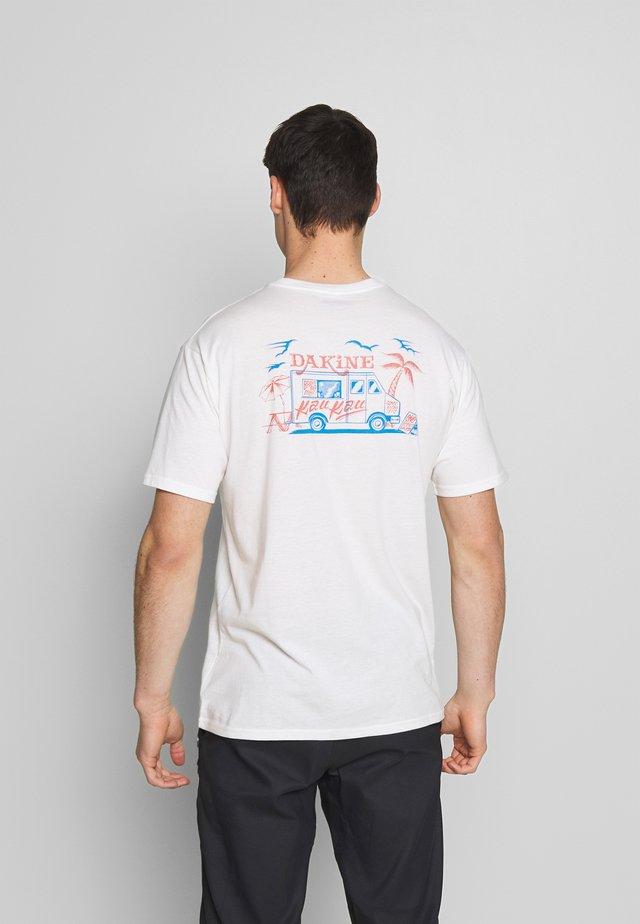 KAU KAU POCKET  - Treningsskjorter - off white