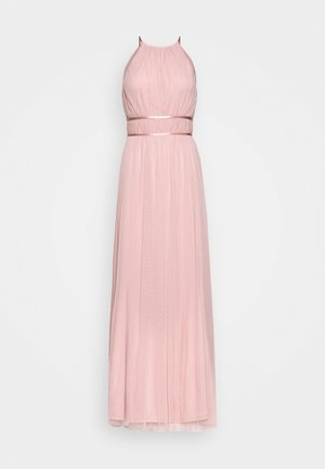 VILYNNEA HALTERNECK DRESS - Occasion wear - pale mauve