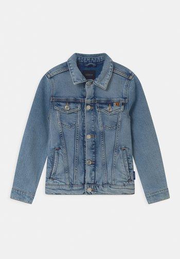 TRUCKER - Džínová bunda - blue denim