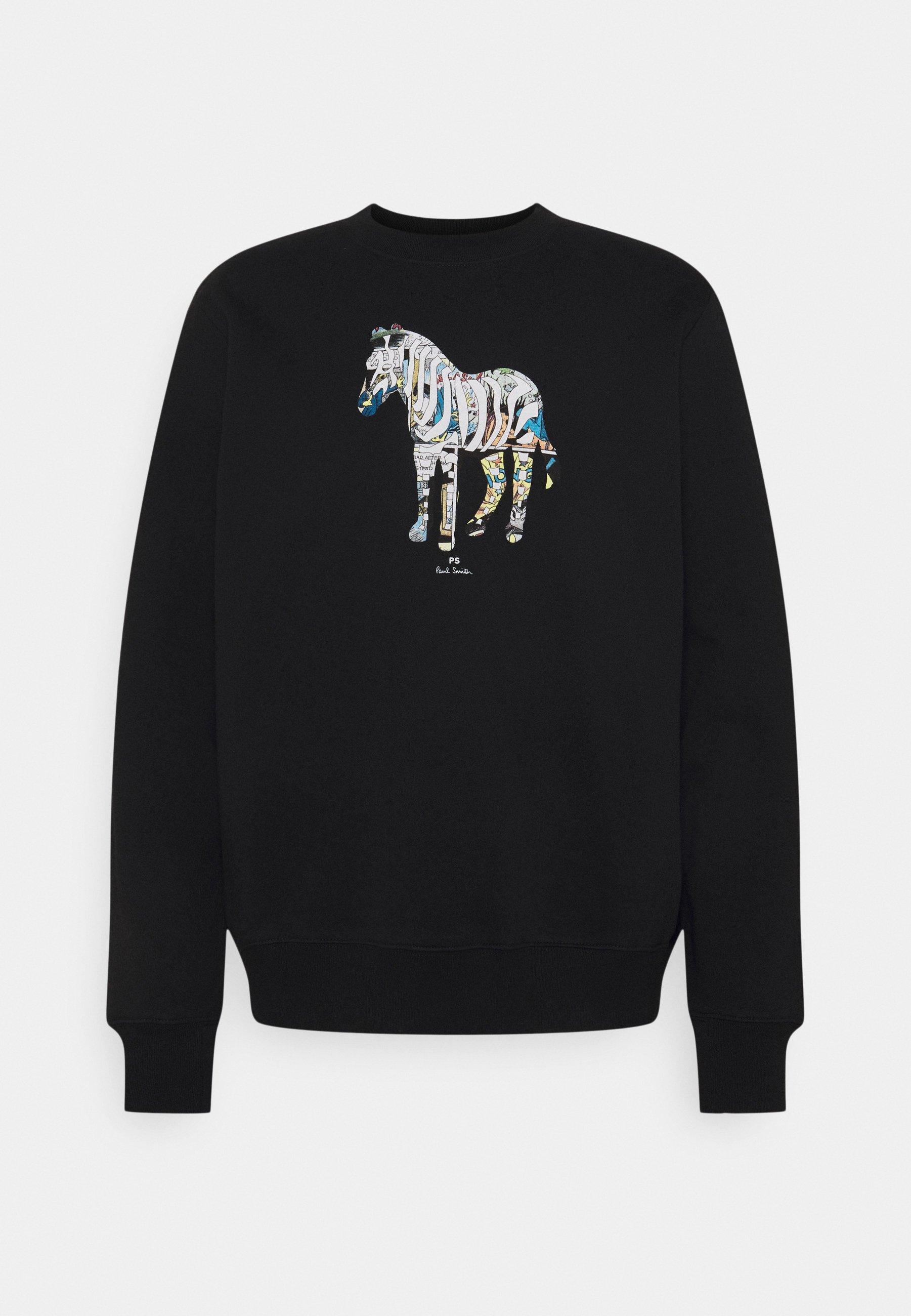 Men FIT ZEBRA UNISEX - Sweatshirt