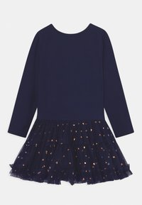 happy girls - UNICORN SPECIAL STYLE - Jersey dress - navy - 1