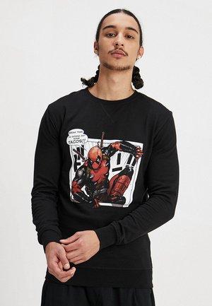 DEADPOOL TACOS CREWNECK - Sweatshirt - black