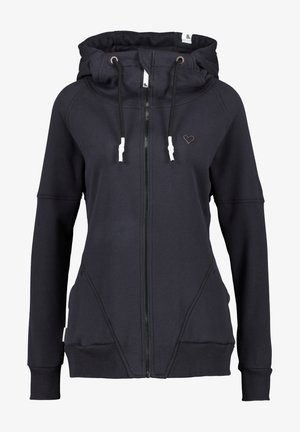 MARIAAK  - Zip-up hoodie - moonless