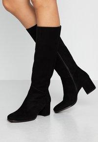 Donna Carolina - Vysoká obuv - nero - 0
