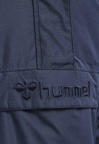Hummel - HMLCOZY - Winter jacket - black iris - 4