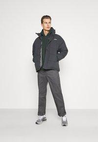 Schott - NEBRASKA - Winter jacket - grey - 1