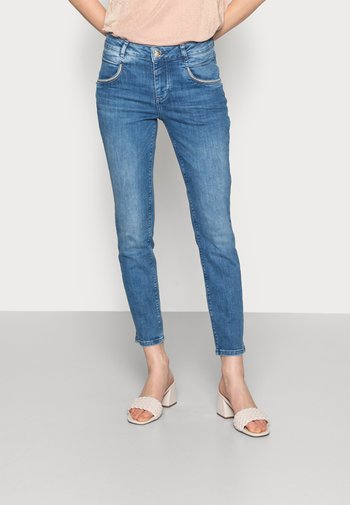 GLOSS - Slim fit jeans - blue