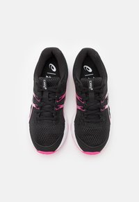 ASICS - GEL-CONTEND - Neutral running shoes - black/pink glo - 3