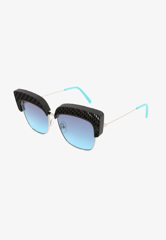 Sunglasses - black gold