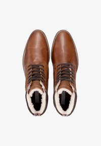 COX - Lace-up ankle boots - mittelbraun - 1