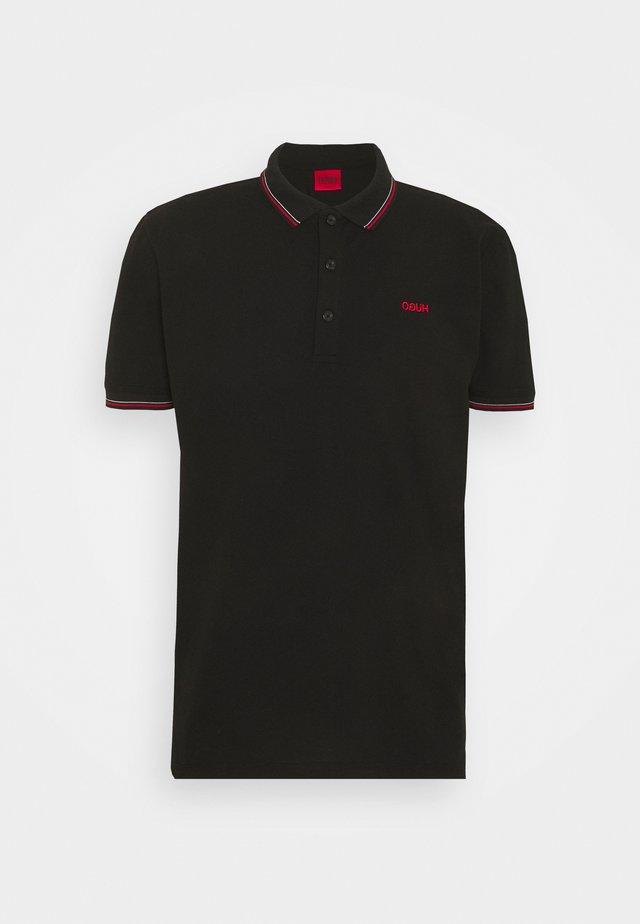 DINOSO - Poloshirt - black
