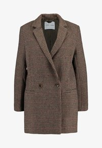 DITTE JACKET - Short coat - mole