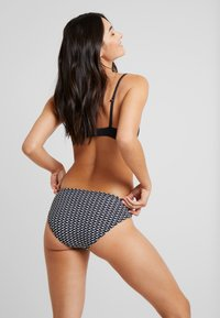 Esprit - SELENA BEACH MINI BRIEF - Bikini bottoms - black - 2