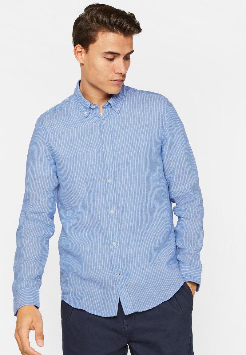 WE Fashion - Shirt - light blue