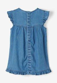 Name it - Denim dress - medium blue denim - 1