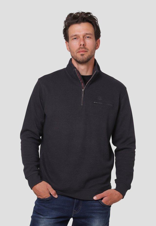 Harrison  - Sweatshirts - ultra dark navy