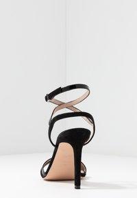 HUGO - High heeled sandals - black - 5
