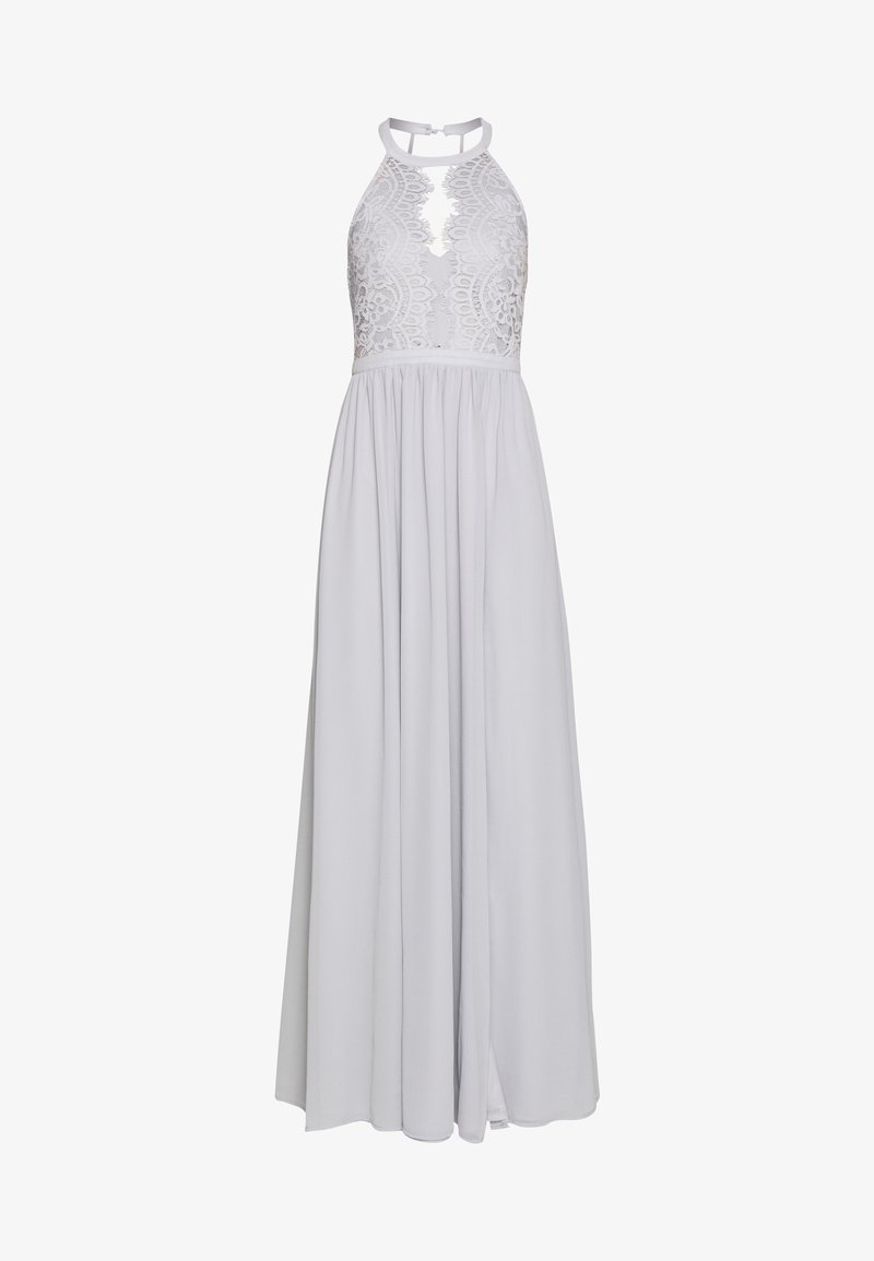SPORTSCUT INSERT GOWN - Ballkleid - dusty blue