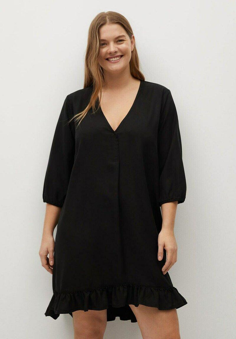 Violeta by Mango - YASMINA - Day dress - schwarz