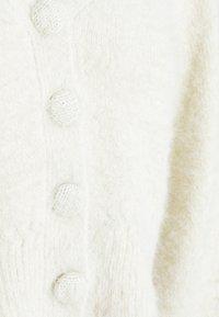 Miss Selfridge Petite - BUTTON CARDI - Kardigan - ivory - 2