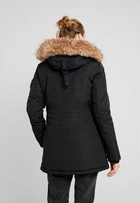 Superdry - ASHLEY EVEREST - Winter coat - black - 2