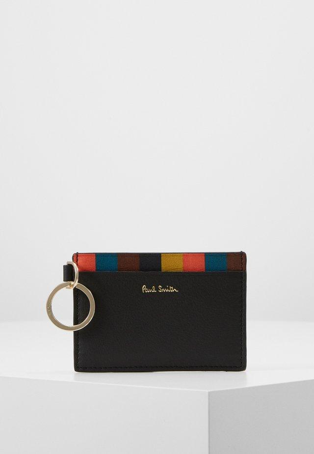 WOMEN PURSE SOFT - Wallet - black